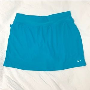 🌟 Nike | Teal Dri Fit Skort